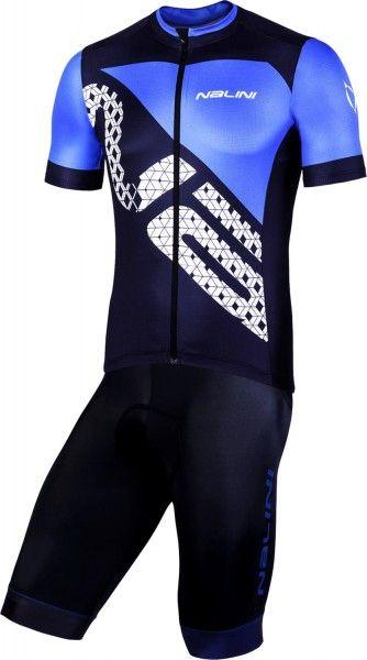 Nalini Radsport-Set (VITTORIA 2.0 + GREGARIO 2.0) blau