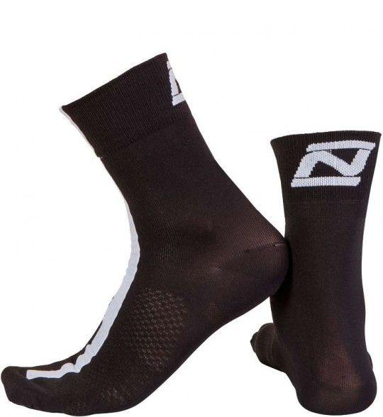 Nalini PRO Corsa Socks (H13) Radsport-Socken schwarz (I16-4000) L-XL (42-45 / 8-11.5)