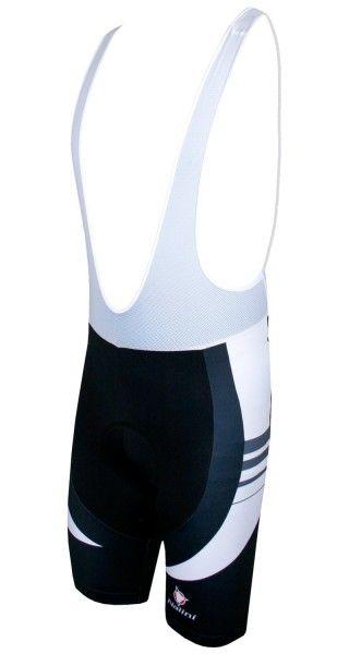 Nalini STORM Fahrrad-Trägerhose schwarz 1