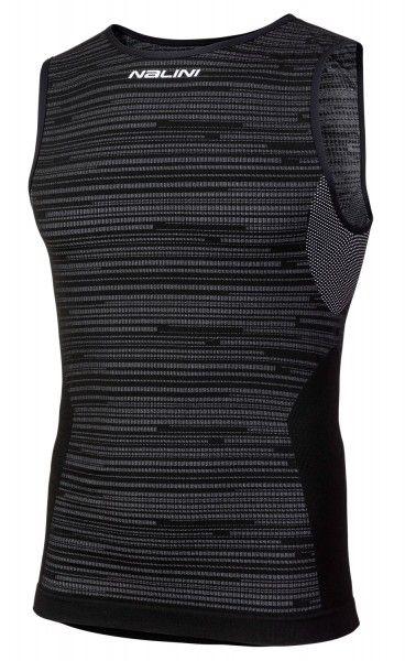 Nalini Tenno Funktionsunterhemd schwarz 1
