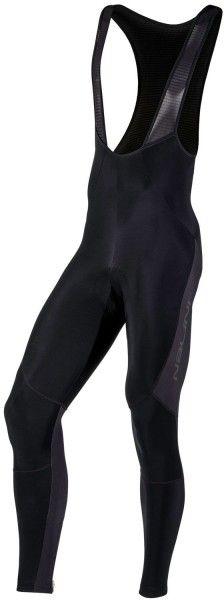 Nalini Trägerhose Logo Bib Tight schwarz 4000 1