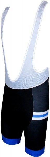 Nalini PRO VITTO BIB Trägerhose kurz schwarz/blau (5210)