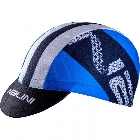 Nalini VULCANO 2.0 Radmütze blau (E19-4250) Universalgröße
