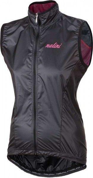 Nalini PRO Acquaria Vest cycling wind-vest for ladies black (I18-4000)