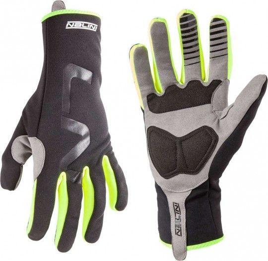 Nalini Winterhandschuh Aeprolight Pro Glove neongelb 1