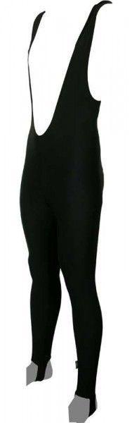 MARGARET schwarz - lange Winterhose - NALINI Radsportbekleidung aus der Base - Kollektion