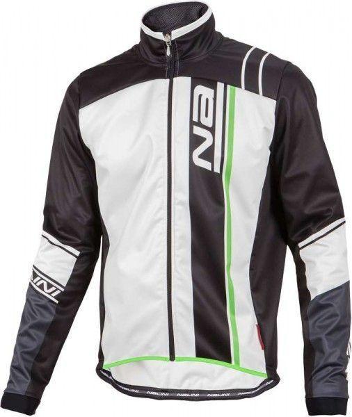 Nalini Winterjacke Ruota Xwarm Jacket weiß pistazie 1