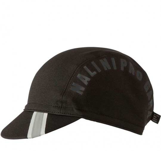 Nalini PRO GARA Cap Thermo-Mütze schwarz (I17-4000) L/XL
