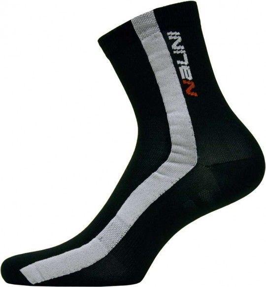 Nalini PRO Sinello Socks Radsport-Socken schwarz L-XL (42-45 / 8-11.5)