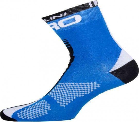 Nalini PRO Pro Socks (H9) Radsport-Socken blau L-XL (42-45 / 8-11.5)