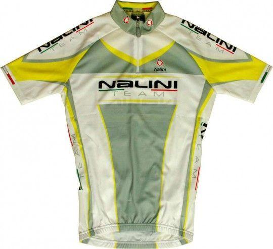 NALINI TEAM short sleeve jersey for kids ODMENTON