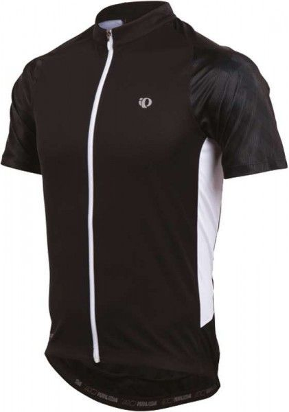 Pearl Izumi short sleeve jersey ATTACK for kids - black