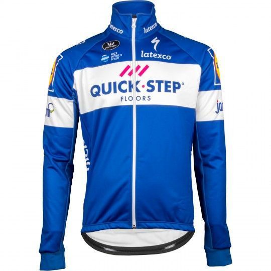 Quick-Step Floors 2018 Winterjacke 1