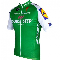 Quickstep Floors - Tour 2017 grünes Trikot 1