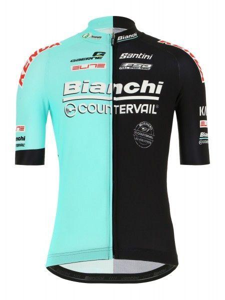 Bianchi Countervail 2019 Radtrikot kurzarm 1