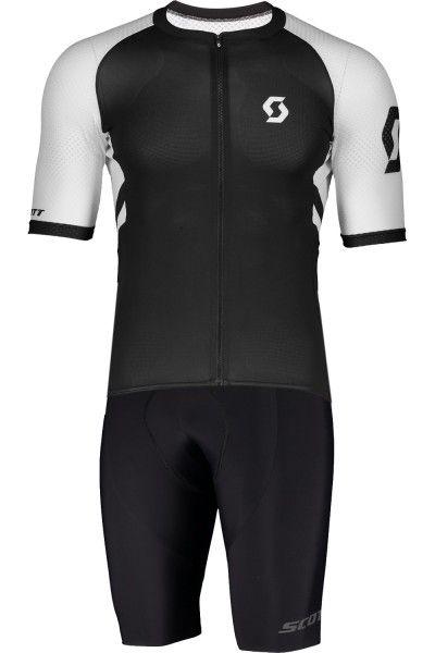 Scott RC PREMIUM Radsport-Set schwarz/weiß