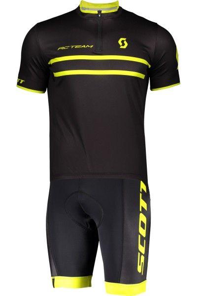 Scott RC TEAM 20 Radsport-Set schwarz neongelb 1