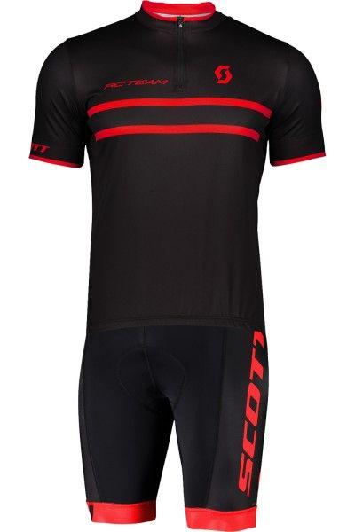 Scott RC TEAM 20 Radsport-Set schwarz rot 1