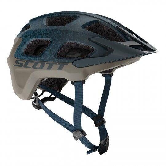 Scott VIVO PLUS Fahrradhelm nightfall blue 1