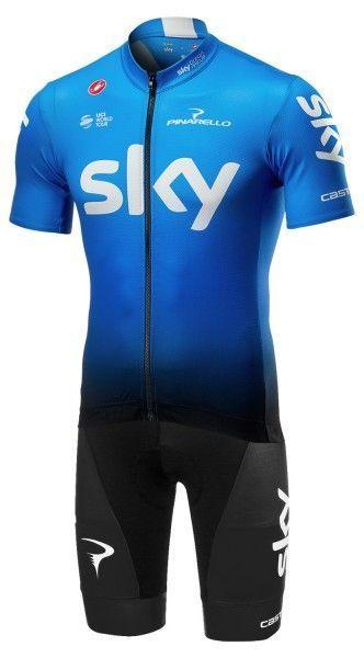 Set Team Sky 2019 FAN training edition 1