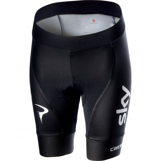 Team Sky 2018 Fan Damen Radhose 1