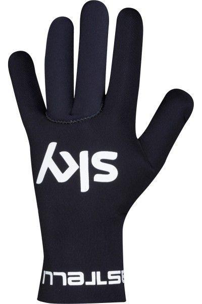 Team Sky 2018 Diluvio2 Neoprene Handschuh 1
