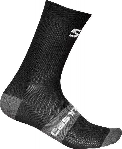 Team Sky 2019 Socken schwarz