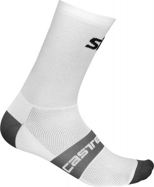 Team Sky 2019 Socken weiß