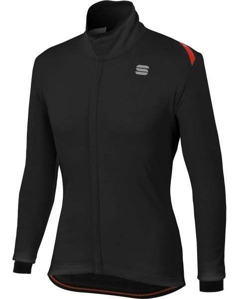 Sportful Fiandre Cabrio Jacket 2-1 winter cycling jacket black