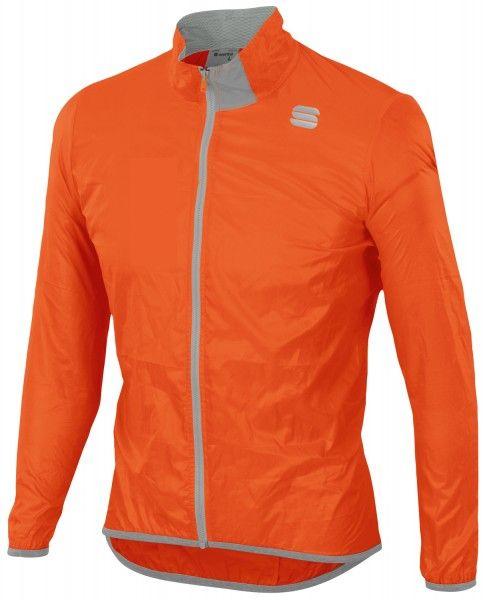 Sportful Hot Pack Easylight Fahrrad Windjacke orange 1