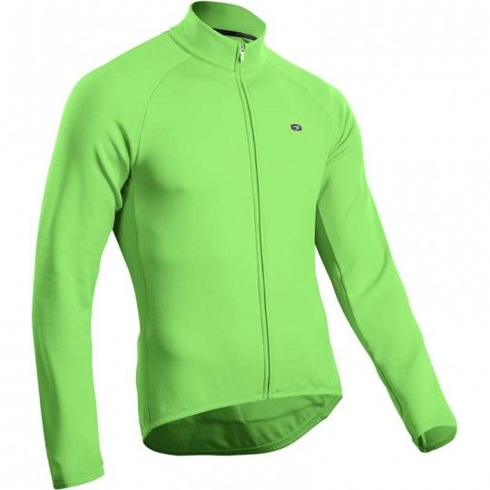 Cannondale CLASSIC long sleeve cycling jersey green by Sugoi