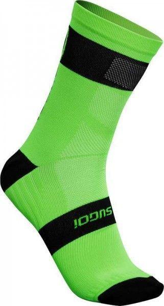 Sugoi RS Crew Socke grün