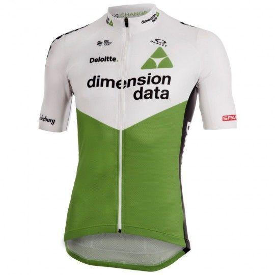 Team Dimension Data 2018 Radtrikot kurzarm 1