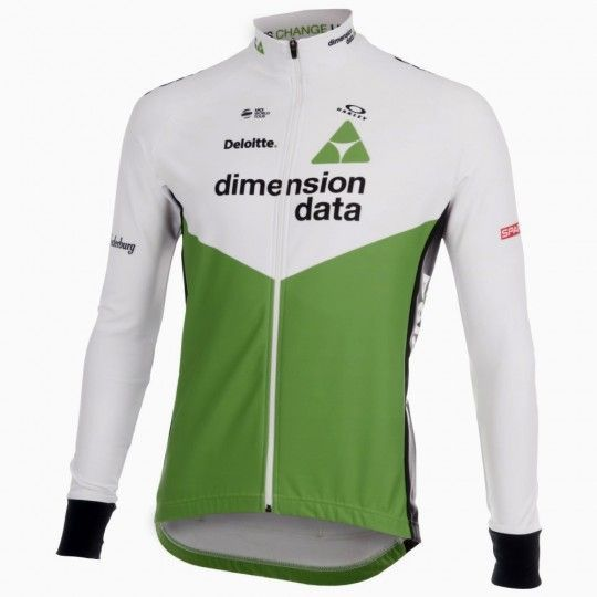 Team Dimension Data 2018 Radtrikot langarm 1