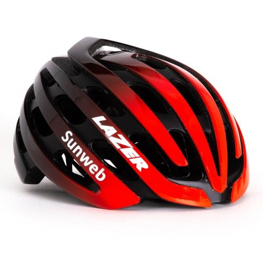 Team Sunweb 2019 Fahrradhelm Lazer Z1 - 1
