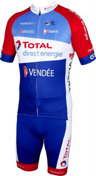 Total Direct Energie 2020 Radsport Set