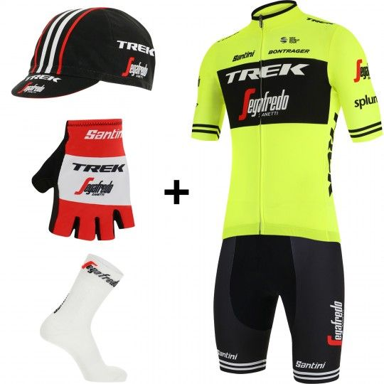 TREK - SEGAFREDO 2019 training edition Super Spar Set