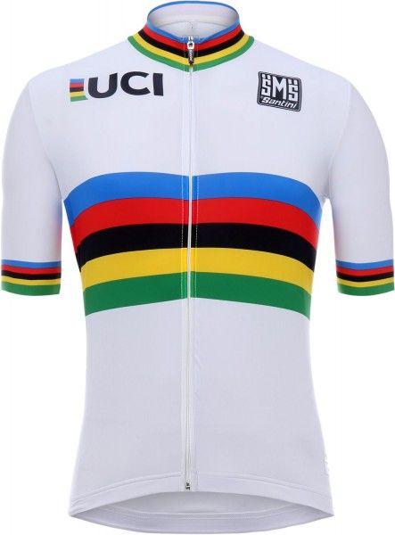 UCI Straßenrad Weltmeister 2018 Radtrikot 1