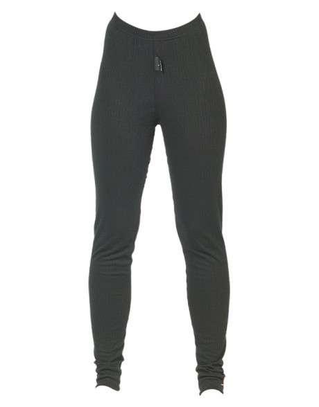 Vangard lange Damenunterhose - 3502 schwarz - Funktionsunterwäsche