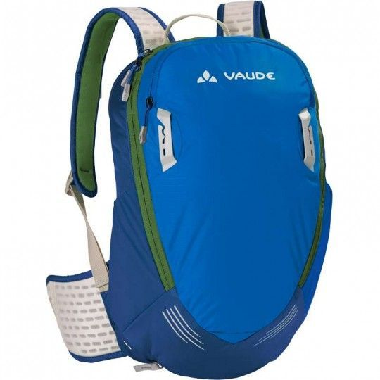 Vaude CLUSTER 10+3 cycling backpack blue (hydro blue/royal)