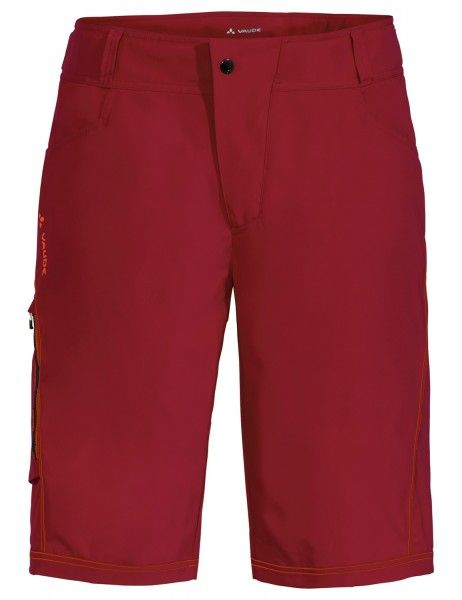 Vaude Ledro Shorts Bike Shorts salsa 1