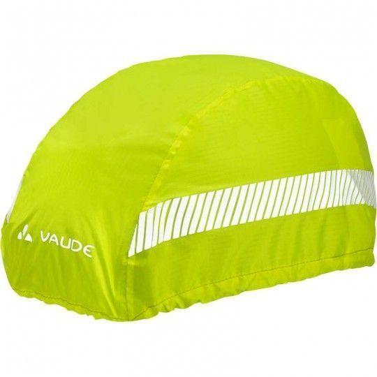 Vaude LUMINUM HELMET RAINCOVER Helmüberzug neon gelb 1