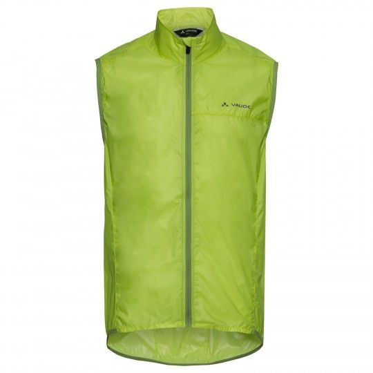 Vaude Men AIR VEST III Windweste grün 1