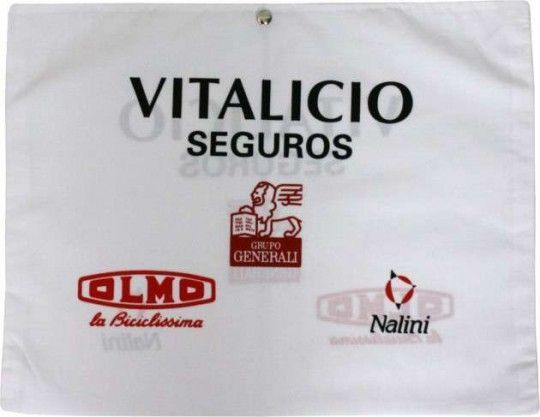 Original Retro VITALICIO Verpflegungsbeutel Tour de France