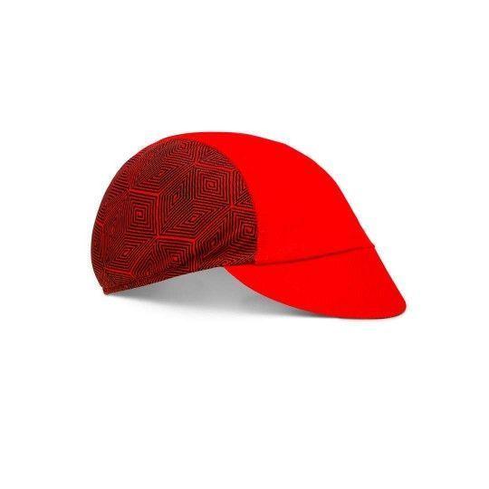 Wilier OPTICAL POP CAP Radmütze rot 1