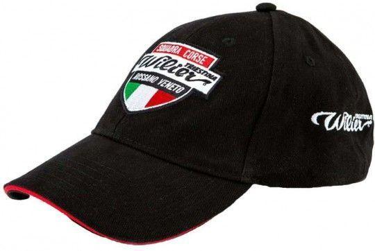 Wilier Squadra Corse Cap schwarz 1