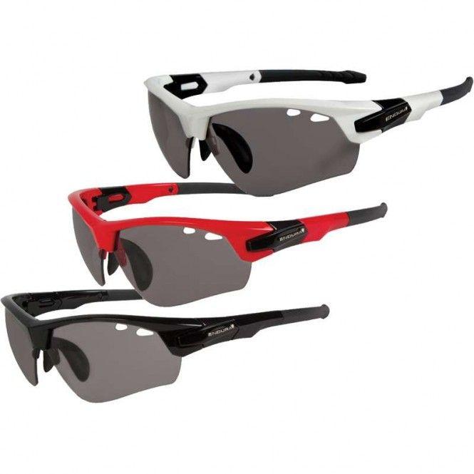 Endura Radbrille CHAR - 2-Gl'ser-Set, selbstt'nend (E1138) - rot