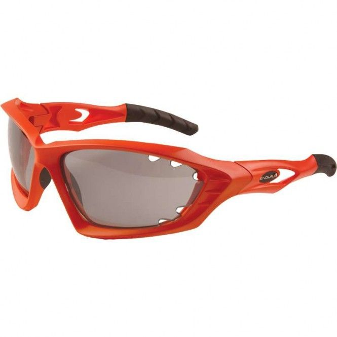 Endura Radbrille MULLET - selbstt'nend, orange (E0066OR) - orange