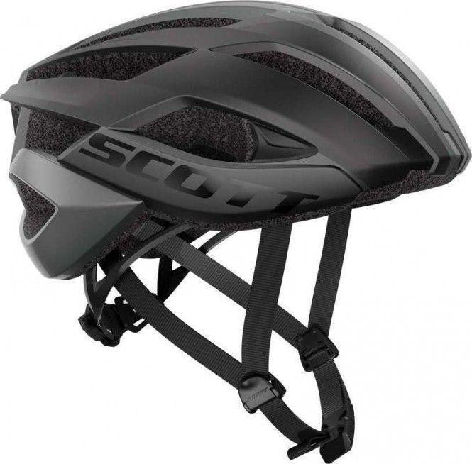 Scott ARX PLUS Fahrradhelm schwarz (241244) - Gr''e M (55-59 cm)