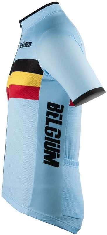 8d28b2da4 BELGIUM 2019 short sleeve jersey (long zip) - BioRacer national cycling team.  Previous